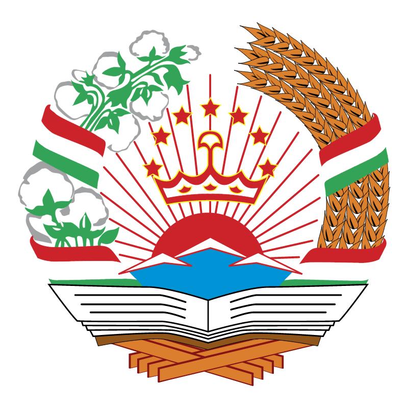 Tadjikistan vector
