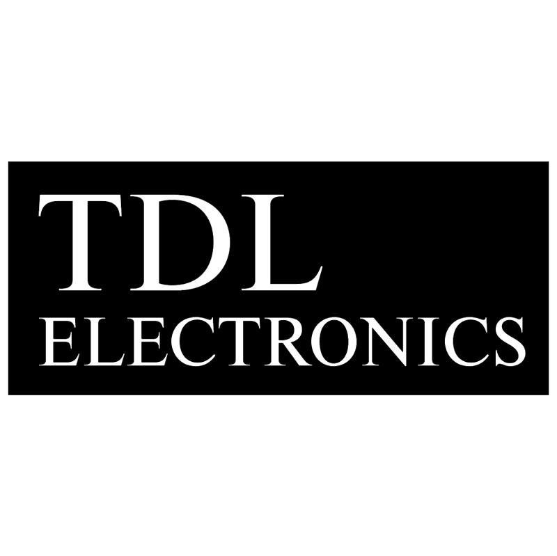 TDL Electronics vector
