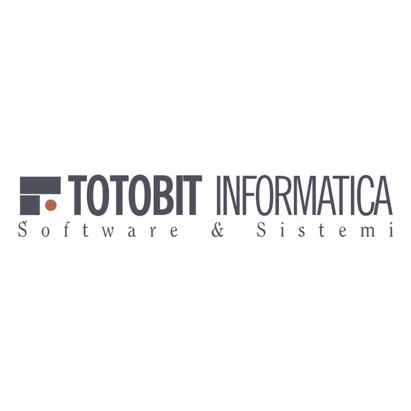 Totobit Informatica vector