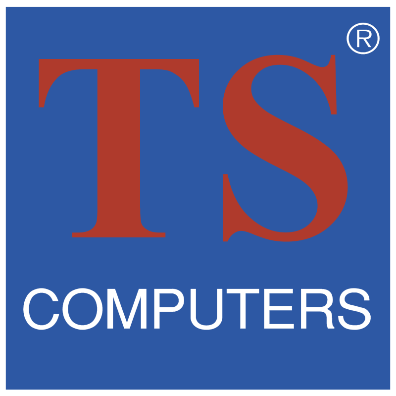 TS Computers vector
