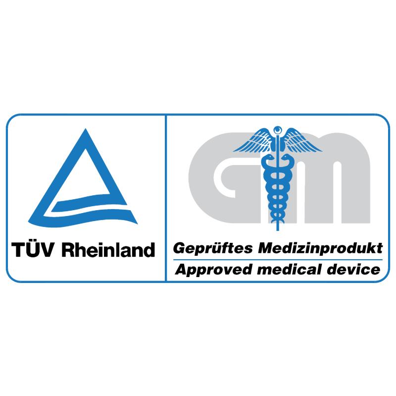 TUV GM Mark vector