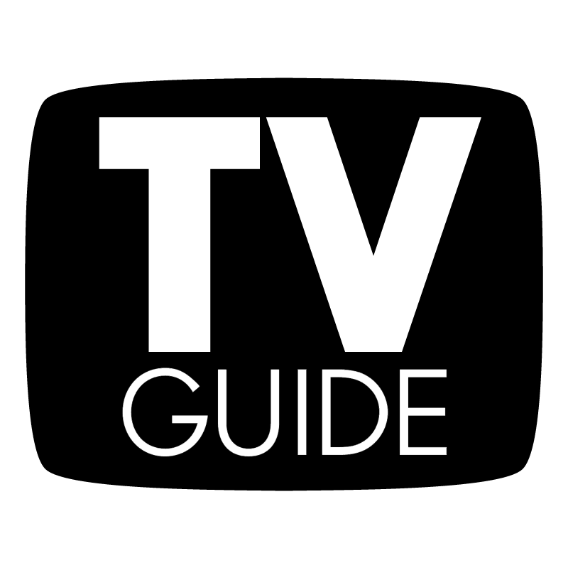 TV Guide vector