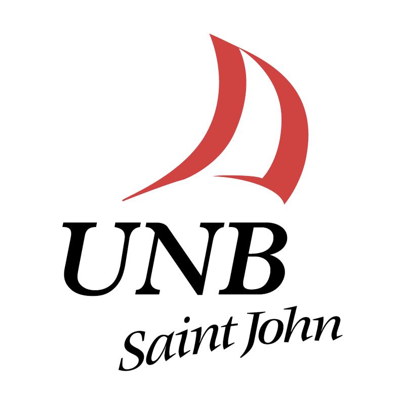 UNB Saint John vector