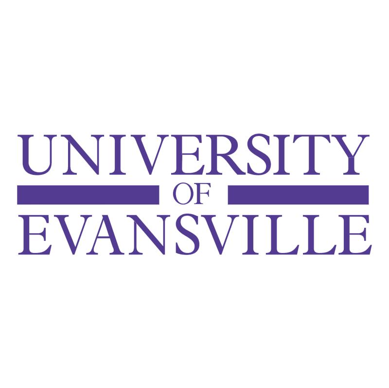 University of Evansville vector