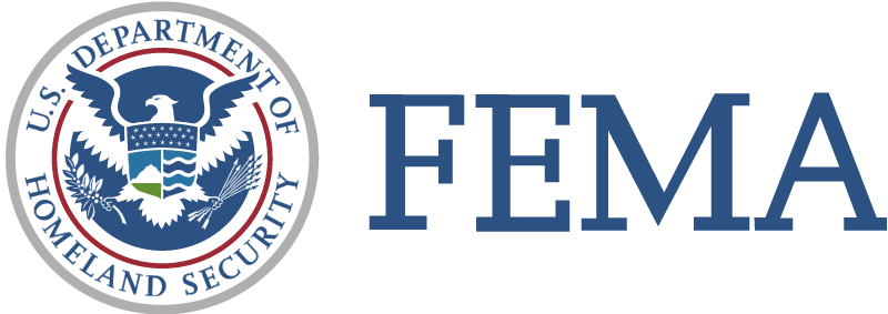 US FEMA vector