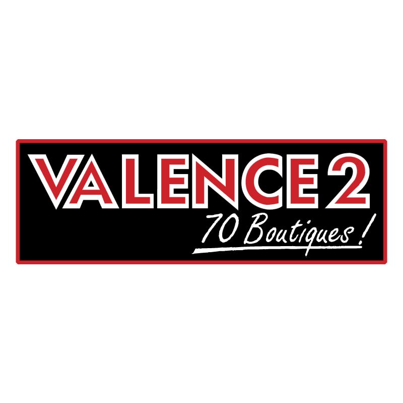 Valence 2 vector logo