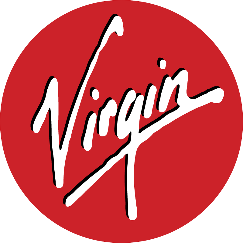 Virgin Books vector logo
