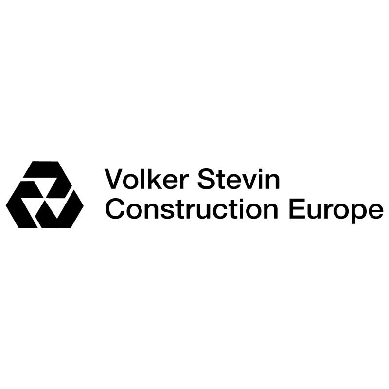 Volker Stevin Construction Europe vector