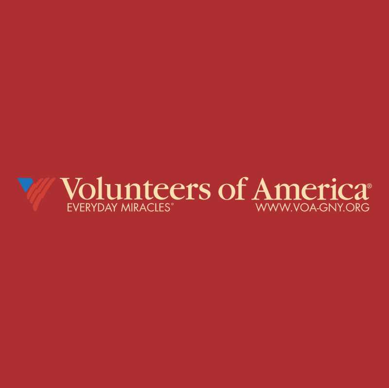 Volunteers of America vector