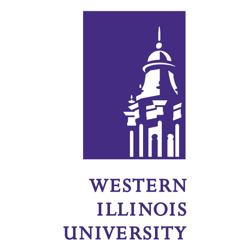 Western Illinois University vector