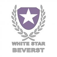 White Star Beverst vector