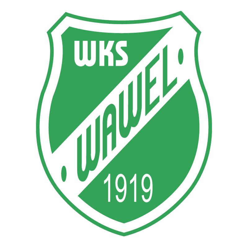 WKS Wawel Krakow vector logo