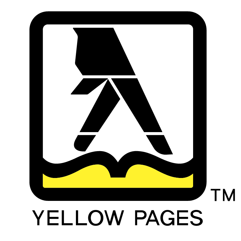 Yellow Pages vector