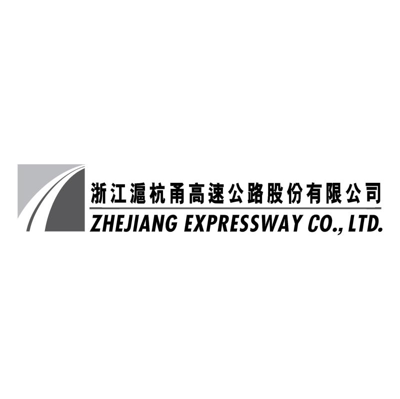 Zhejiang Expressway vector