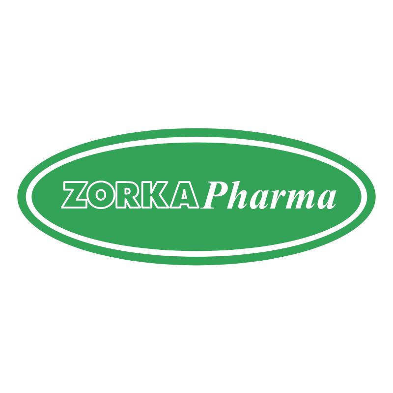 ZorkaPharma vector logo