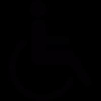 Wheelchair Accesibility vector