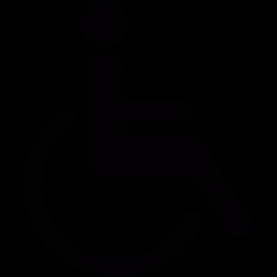 Wheelchair Accesibility vector logo