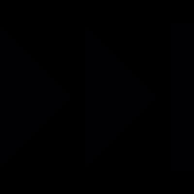 Next track vector logo