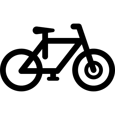 Bycicle vector logo