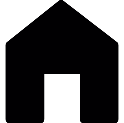 web page home vector logo