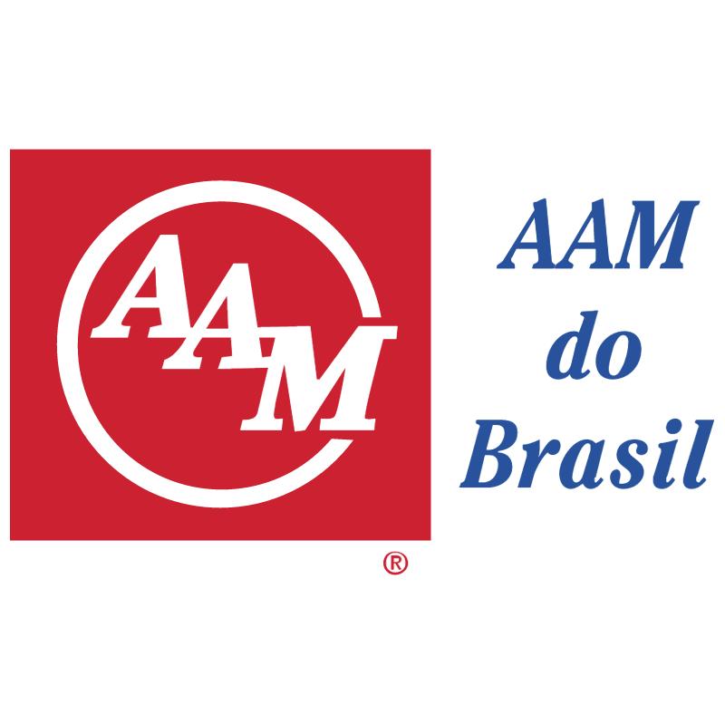 AAM do Brasil vector