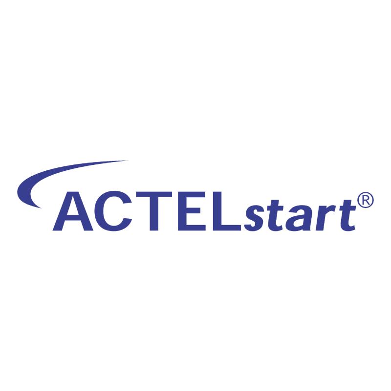 ACTELstart vector