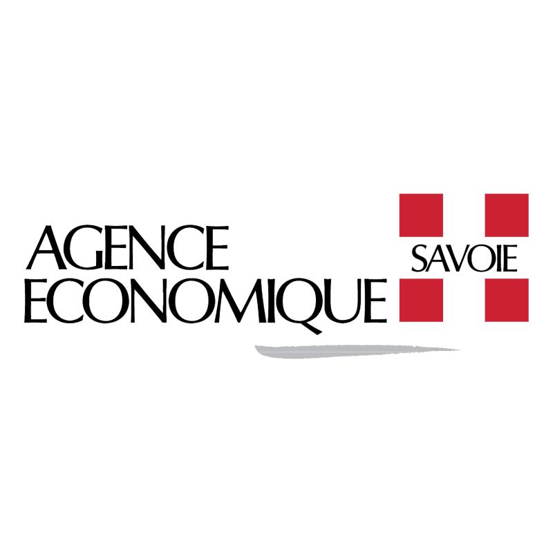 Agence Economique Savoie 72617 vector