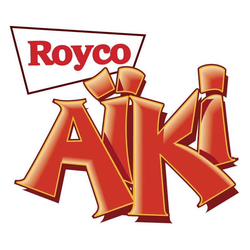 Aiki Royco vector