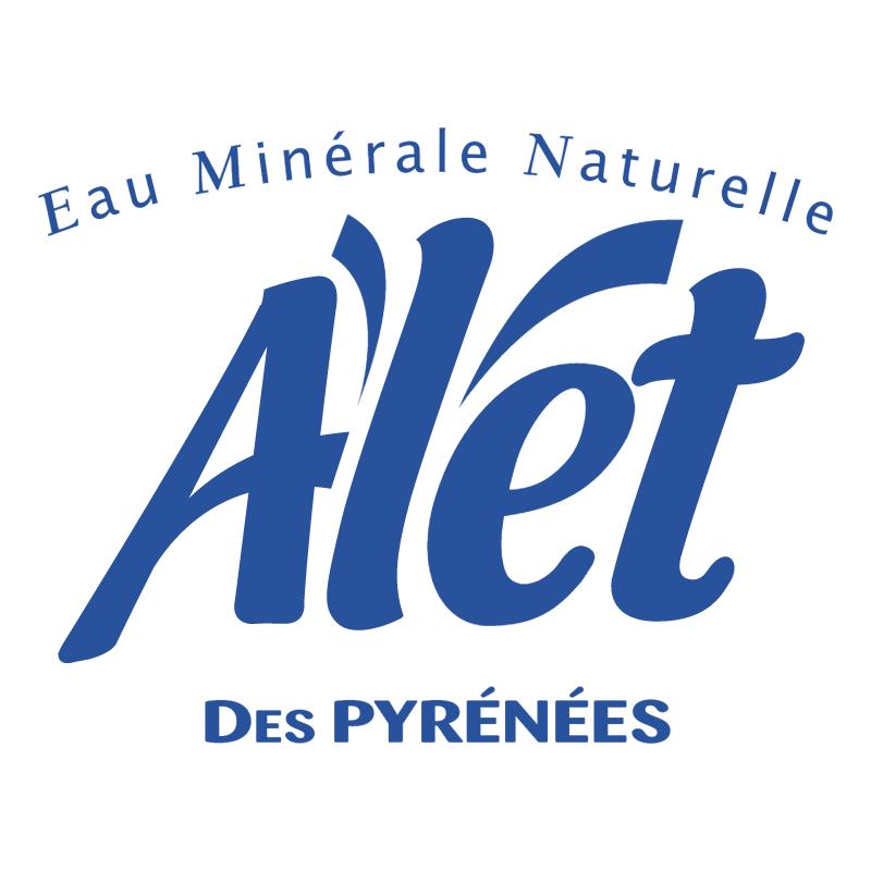Alet Des Pyrenees vector