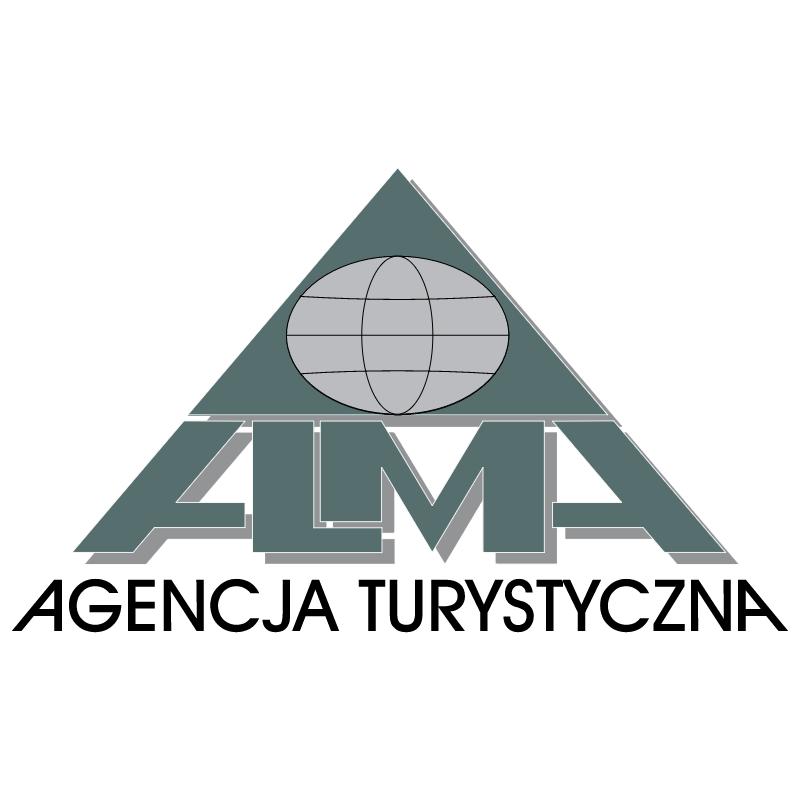 Alma Agencja 14936 vector