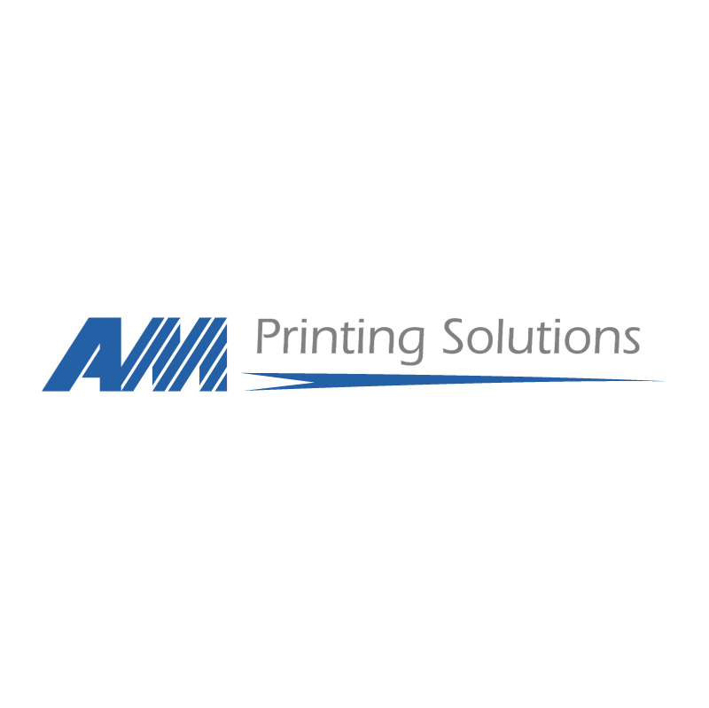 AM Printing Solutions 59790 vector