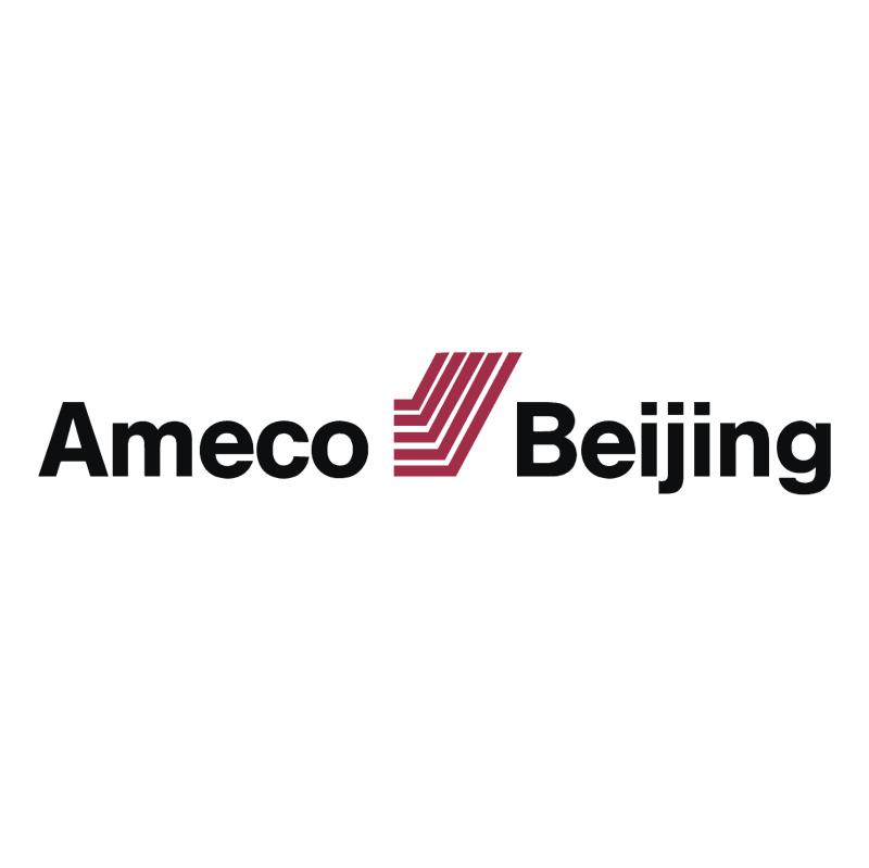 Ameco Beijing 61968 vector