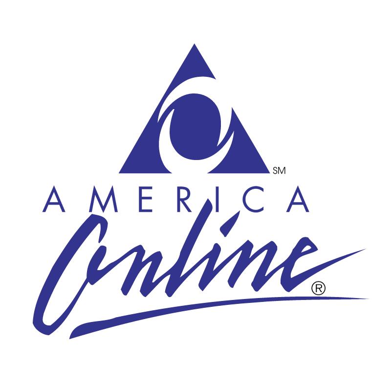 America Online 39670 vector