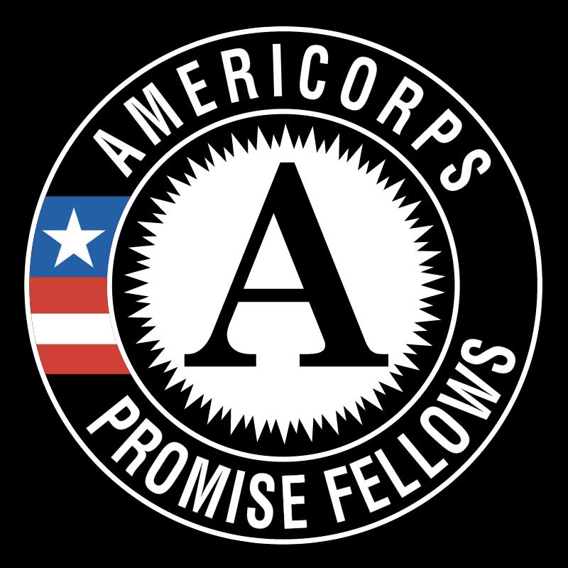 AMERICORPS PROMISE FELLOWS vector