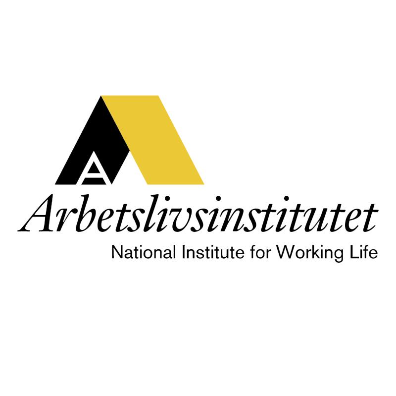 Arbetslivsinstitutet vector