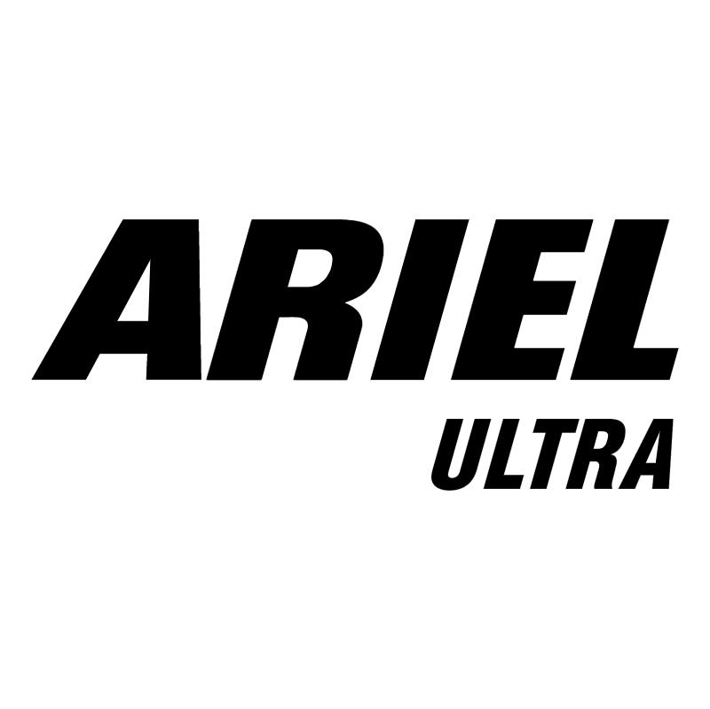 Ariel Ultra vector