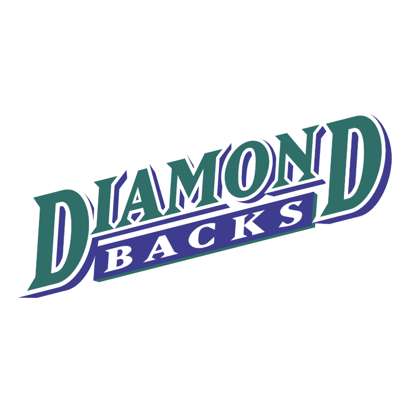 Arizona Diamond Backs 73334 vector