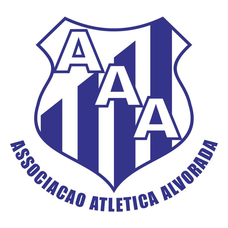 Associa o Atletica Alvorada de Sorocaba SP vector