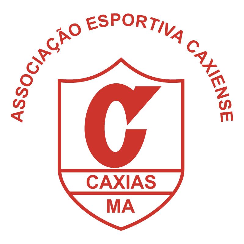 Associacao Esportiva Caxiense de Caxias MA 77693 vector
