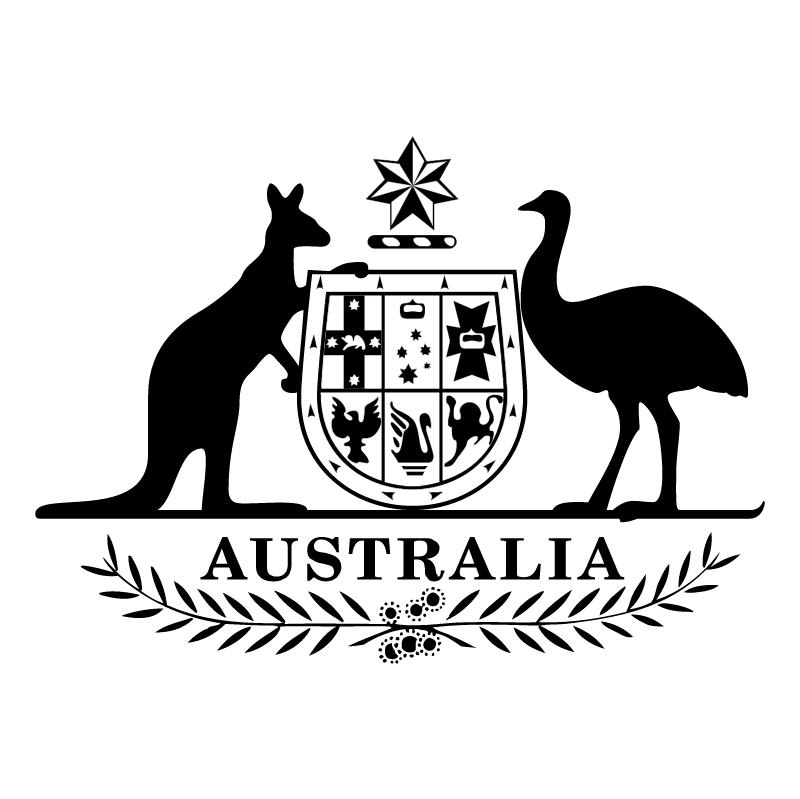 Australia 62793 vector