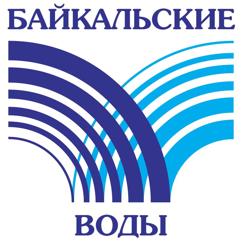 Bajkalskie Vody 6833 vector logo