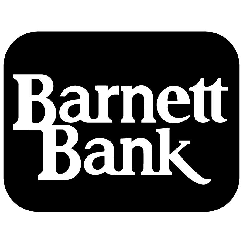 Barnett Bank 15149 vector