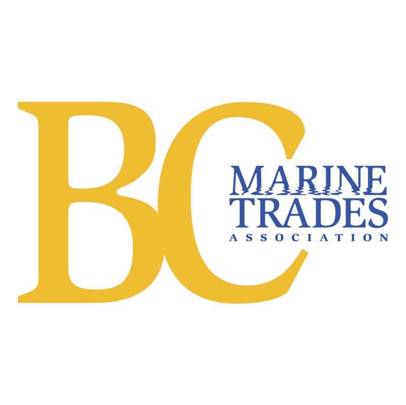 BC Marine Trades Association 50062 vector