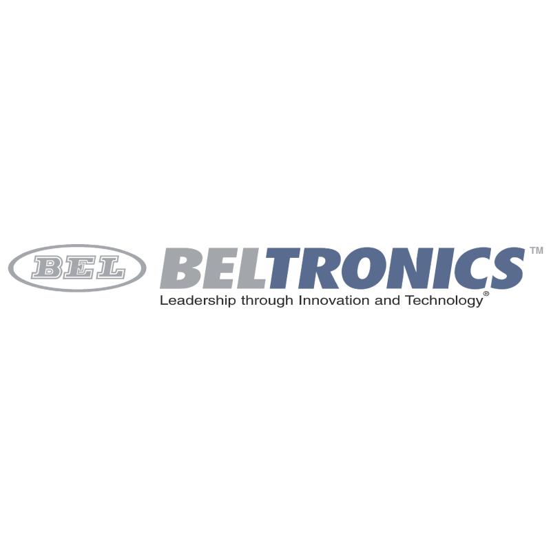 Beltronics vector