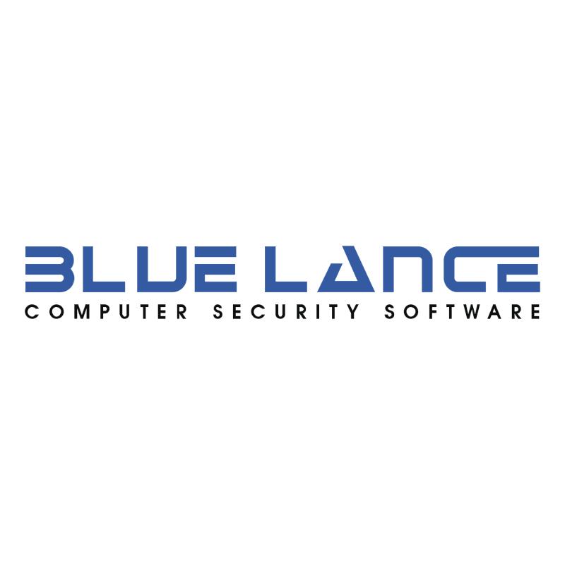 Blue Lance vector