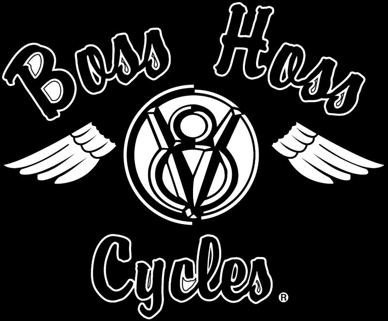BOSS HOSS vector logo