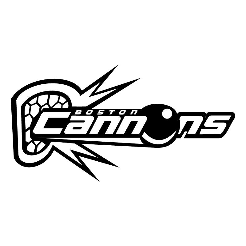Boston Cannons vector