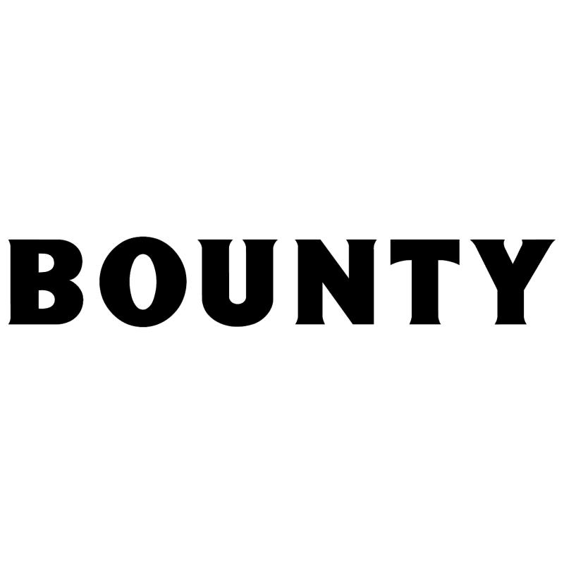 Bounty 30837 vector