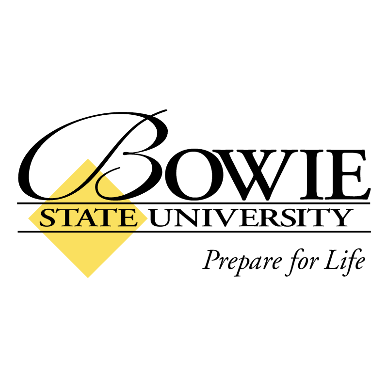 Bowie State University 43865 vector