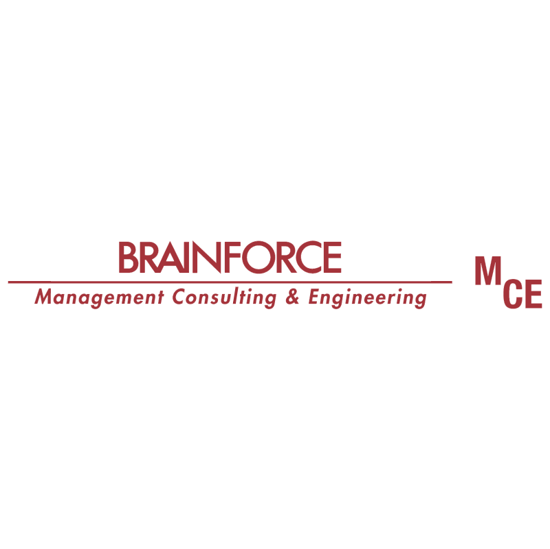 Brainforce MCE 31103 vector